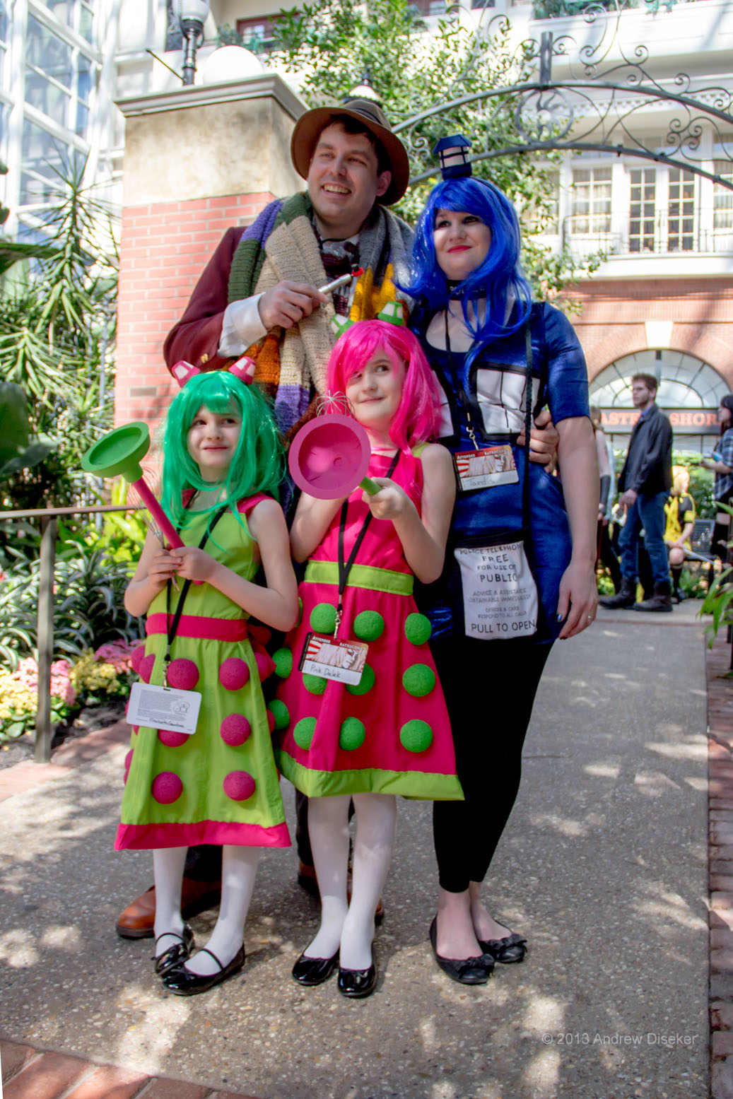 Katsucon 2013: day 1 – so many cosplayers!